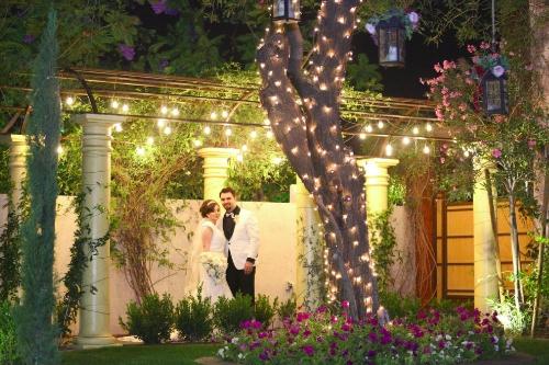 Garden Tuscana Reception Hall Outdoor Wedding Venue In Az
