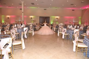 Quinceanera venue and event planners in Mesa, Arizona.