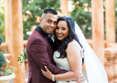 Krystyna and Adam Just Married at Garden Tuscana in Mesa Arizona