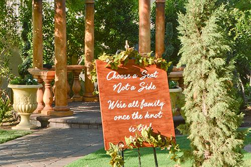 Garden Wedding Venue Mesa Arizona Garden Tuscana