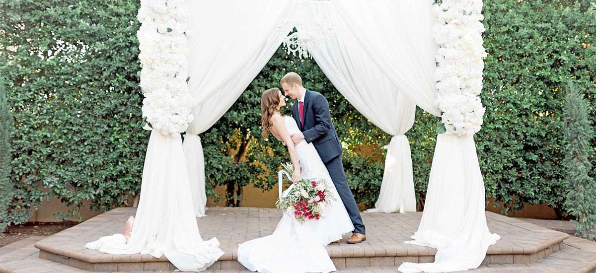 Mesa Az Wedding Locations Mini Bridal