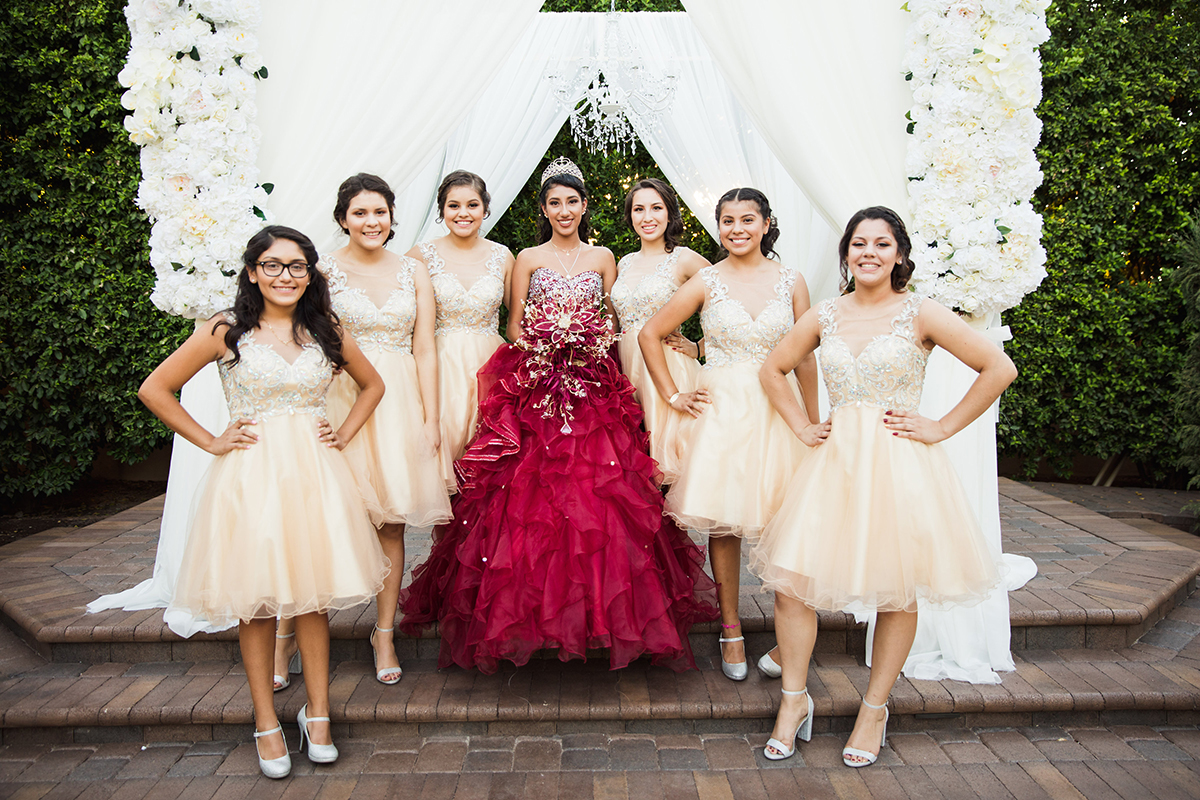 quinceanera wedding venue hall