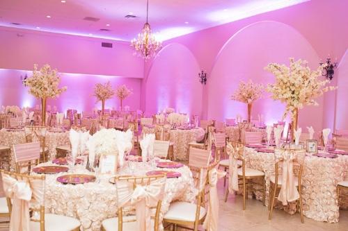 Ballroom Outdoor Wedding Venue Jogja: Garden Tuscana Reception Hall