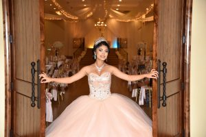 Garden Tuscana in Mesa, AZ will take care of all the Quinceanera event decor and details.